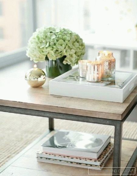 Coffee table from Ikea 1