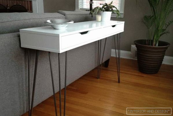 Console table from Ikea 03